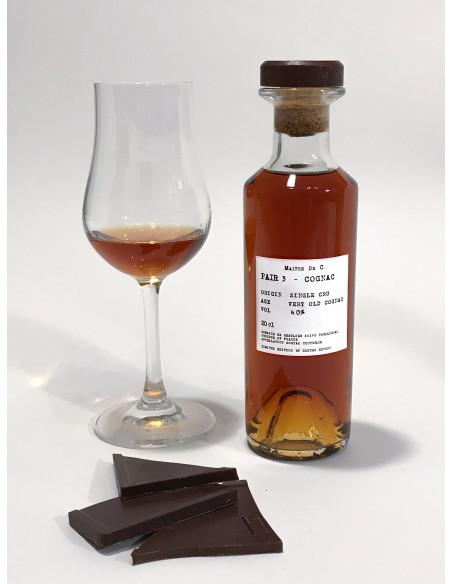 Maître de C - Chocolate x Cognac Epicurean Edition I 07