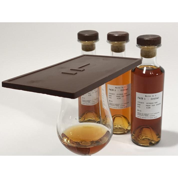 Maître de C - Chocolate x Cognac Discovery Edition I 01
