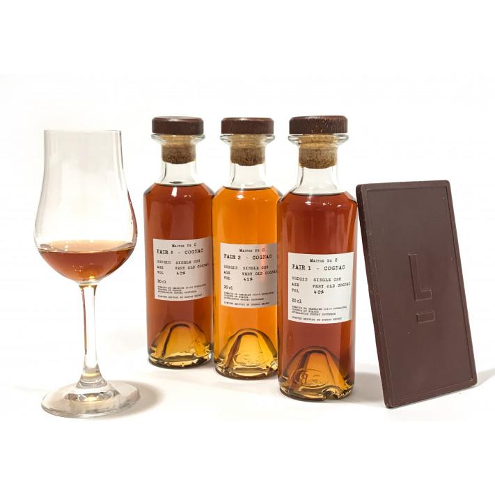 Maître de C - Chocolate x Cognac Epicurean Edition I 01