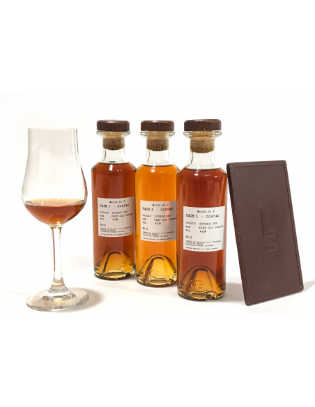 Maître de C - Chocolate x Cognac Epicurean Edition I 06