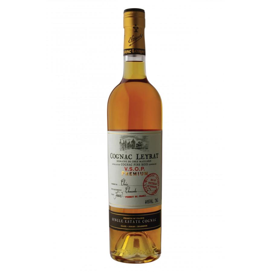 Leyrat VSOP Premium Cognac 01