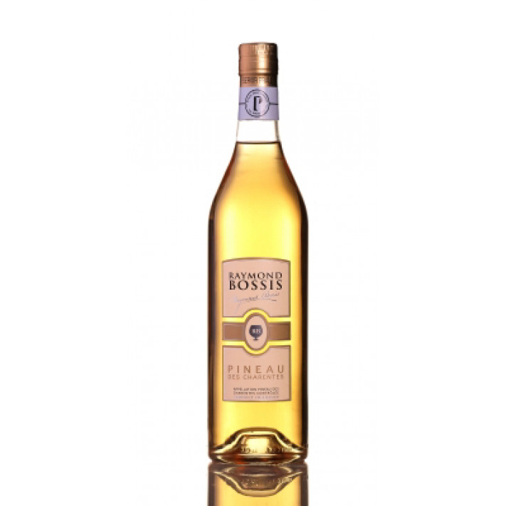 Raymond Bossis Pineau des Charentes Blanc 01