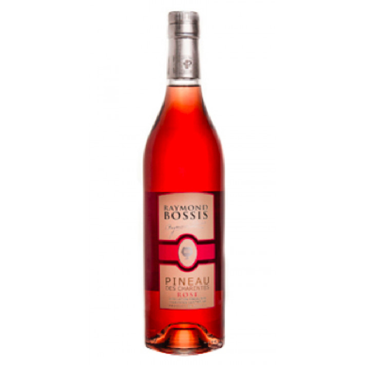 Raymond Bossis Pineau des Charentes Rose 01