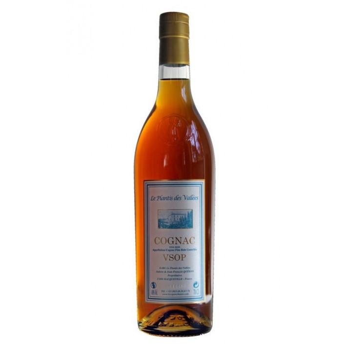 Le Plantis des Vallees VSOP Cognac 01