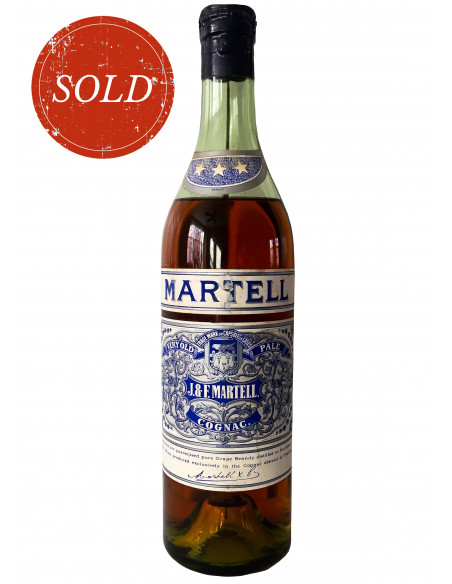 Martell Very Old Pale Cognac 1960s 07