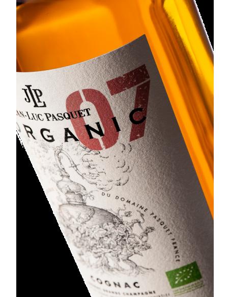 Pasquet L'organic 07 Grande Champagne Cognac 04