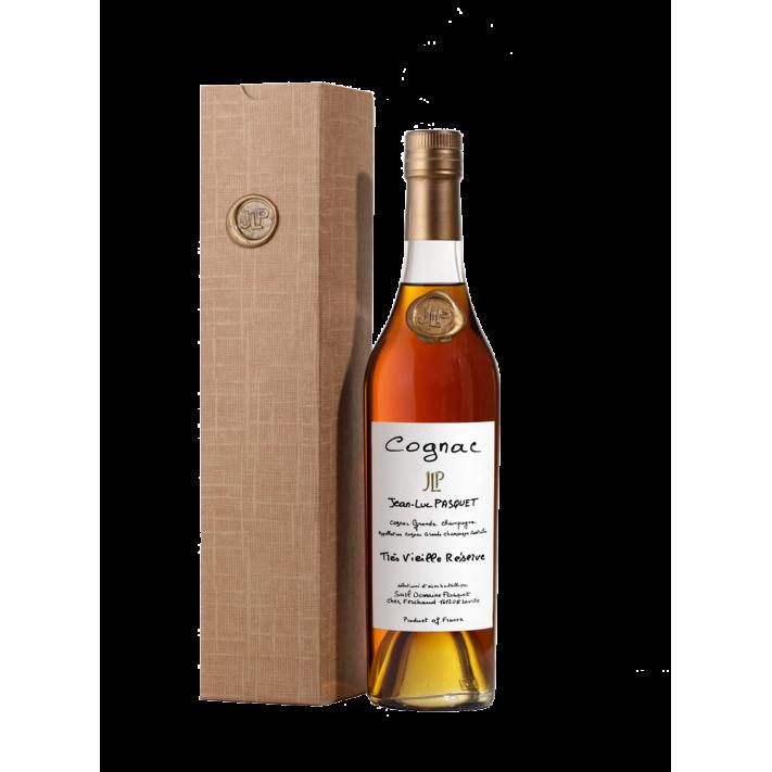 Pasquet Très Vieille Réserve Grande Champagne Cognac 01