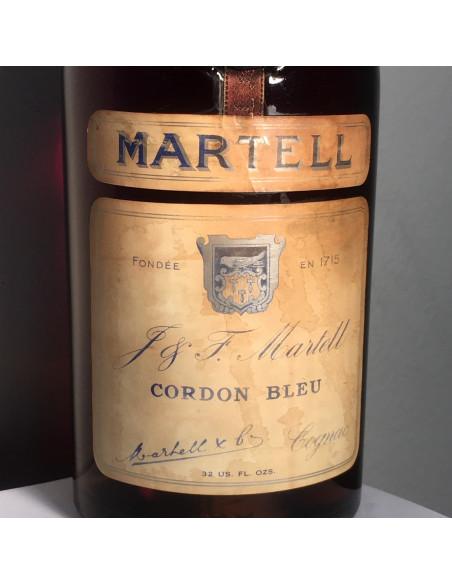 J & F. Martell Cordon Bleu Cognac 07