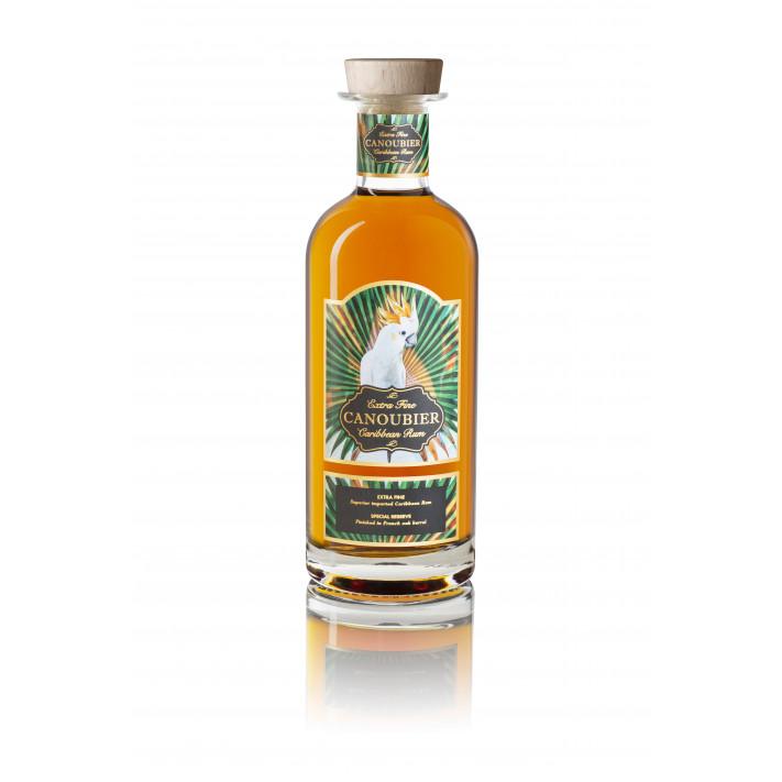 Moisans Canoubier Extra Fine Caribbean Rum 01