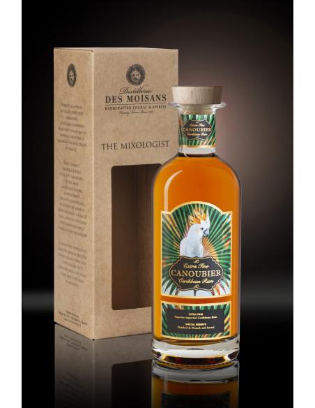 Moisans Canoubier Extra Fine Caribbean Rum 04