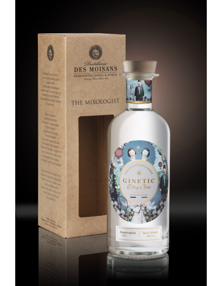 Moisans Ginetic Dry Gin 04