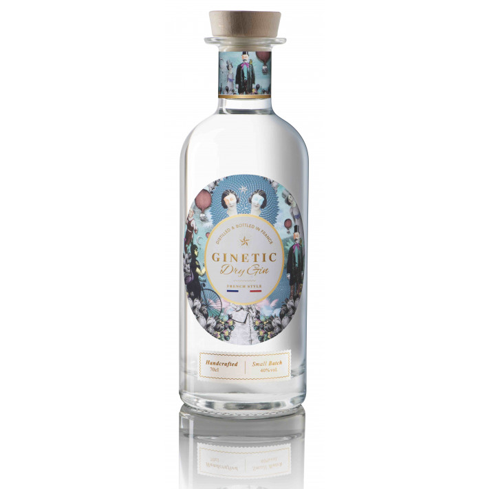 Moisans Ginetic Dry Gin 01