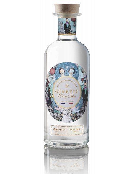 Moisans Ginetic Dry Gin 03