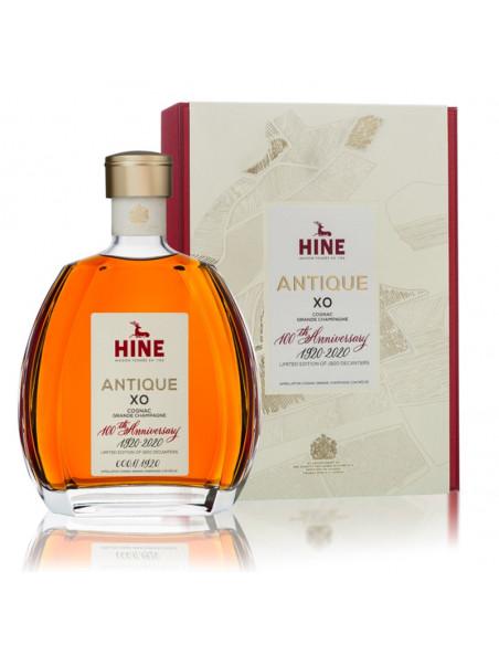 Hine Antique XO 100th Anniversary Grande Champagne Cognac 04