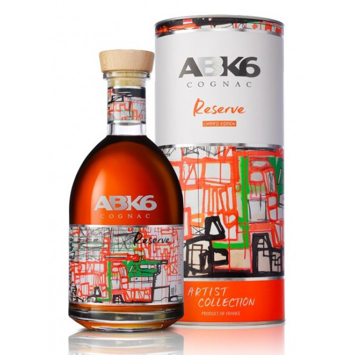 ABK6 Reserve Artist Collection N° 2 Limited Edition Cognac 01