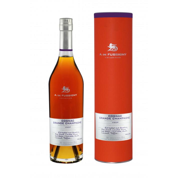A De Fussigny Grande Champagne VSOP Cognac 01