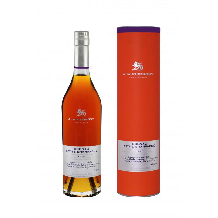 A De Fussigny Petite Champagne VSOP Cognac 01