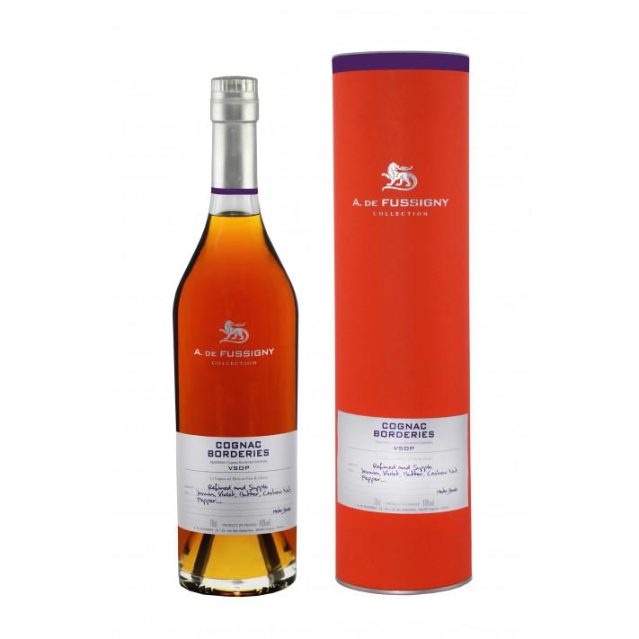 A De Fussigny Borderies VSOP Cognac 01