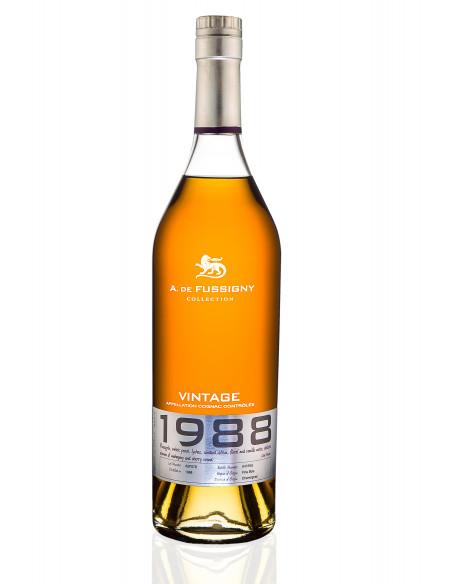 A. de Fussigny Vintage Millésime 1988 Cognac 05