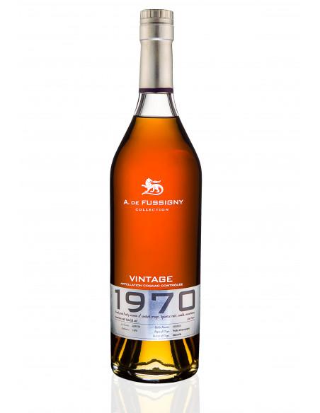 A de Fussigny Vintage Millésime 1970 Cognac 05