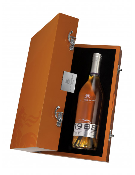 A. de Fussigny Vintage Millésime 1988 Cognac 04