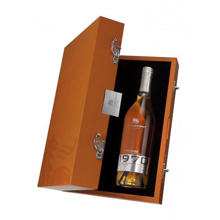 A de Fussigny Vintage Millésime 1970 Cognac 01