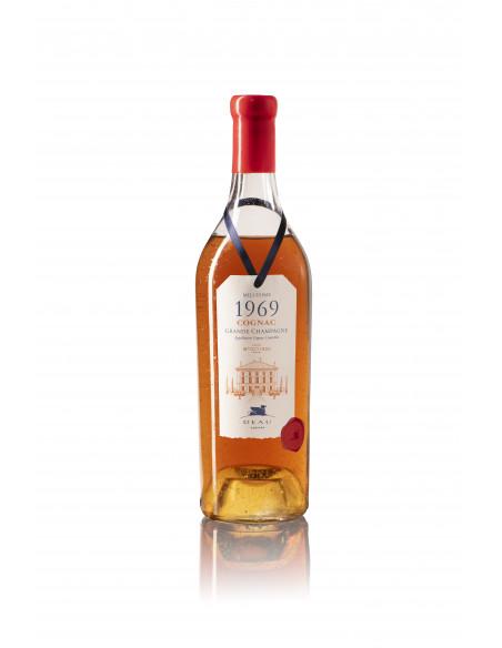 Deau Vintage 1969 Grande Champagne Cognac 04