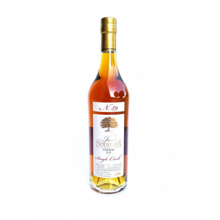 Domaine du Chêne Jean Doussoux XO N°89 Cognac 01