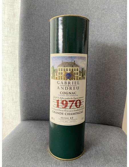 Gabriel & Andreu Cognac De Domaine 1970 011