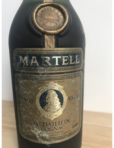 Martell VSOP Medallion Cognac 07
