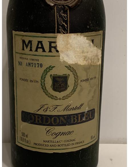 J & F Martell Cordon Bleu Cognac 06