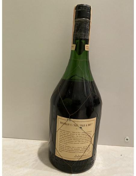 Delamain Pale & Dry Grande Champagne Cognac 09