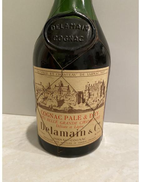Delamain Pale & Dry Grande Champagne Cognac 012