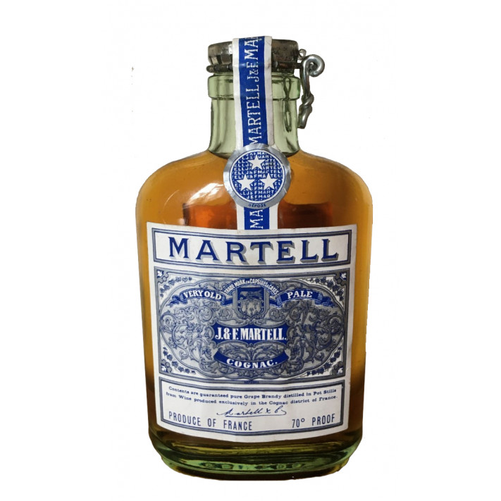 J&F Martell Very Old Pale Ale Flask 01