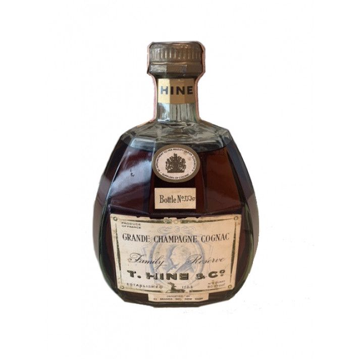 Hine Grande Champagne Cognac Family Reserve 01