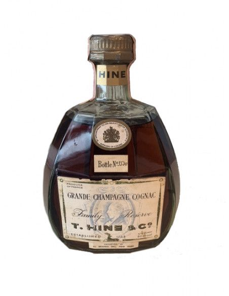 Hine Grande Champagne Cognac Family Reserve 07