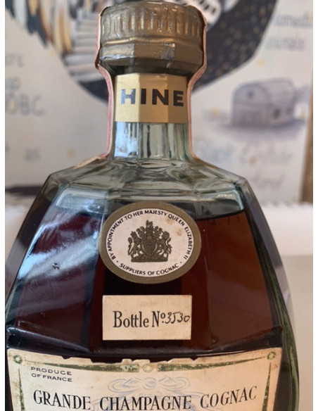 Hine Grande Champagne Cognac Family Reserve 012