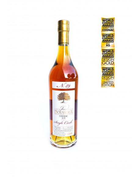 Domaine du Chêne Jean Doussoux XO N°89 Cognac 04