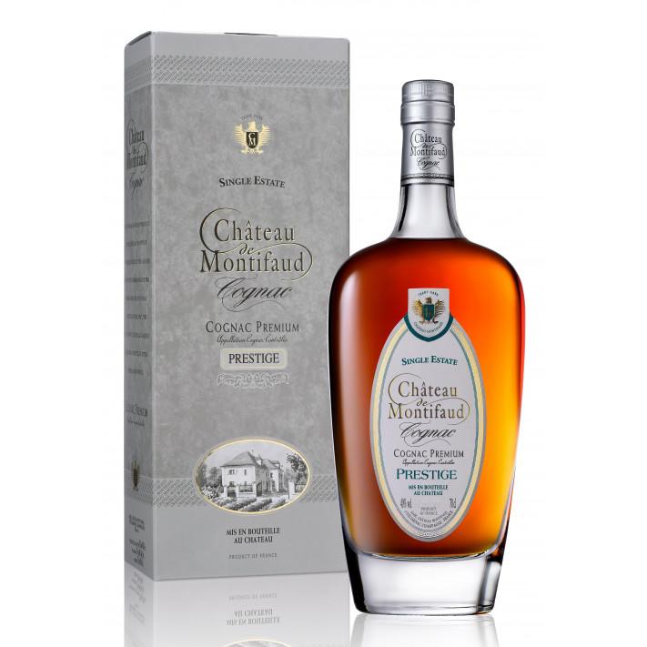 Chateau de Montifaud Prestige Premium Cognac 01