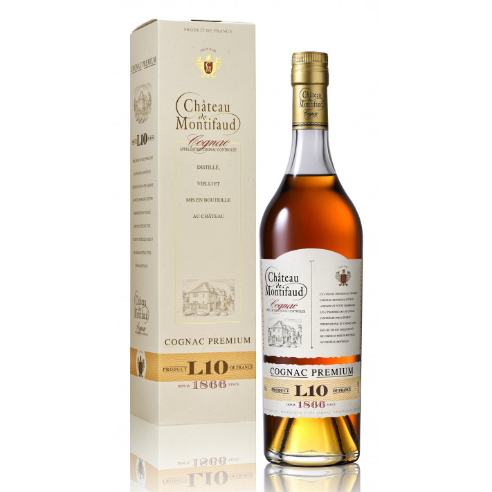 Chateau de Montifaud L10 Premium Cognac 01
