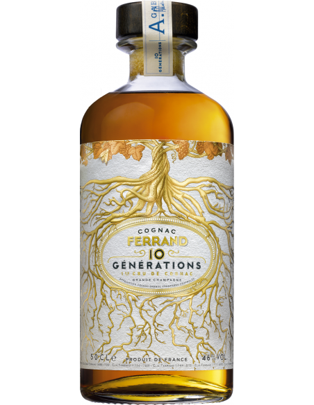 Pierre Ferrand 10 Generations Grande Champagne Cognac 04