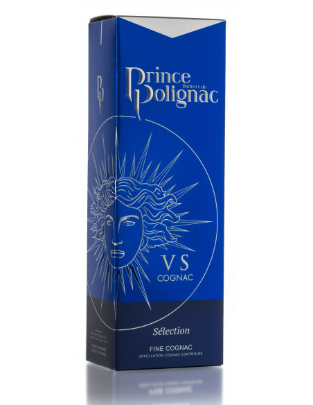 Prince Hubert de Polignac VS Selection Apollon Cognac 04