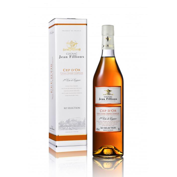 "Jean Fillioux Cep d'Or ""XO Selection"" Grande Champagne Cognac 01"