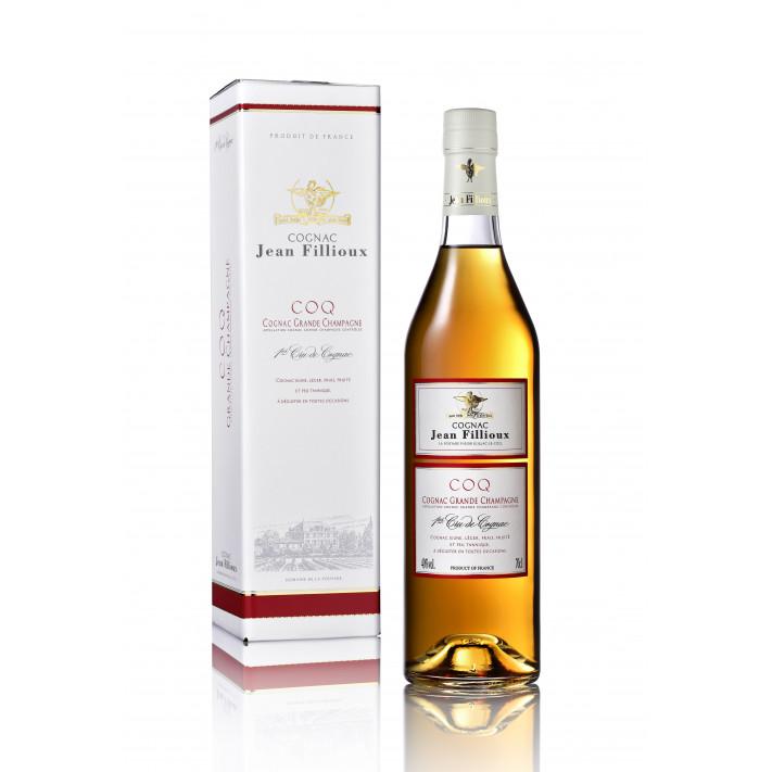 Jean Fillioux Coq Grande Champagne Cognac 01