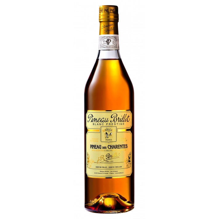 Brillet Pineau Blanc Prestige 01
