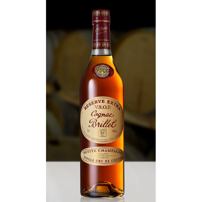 Brillet Réserve Extra Petite Champagne Cognac 01
