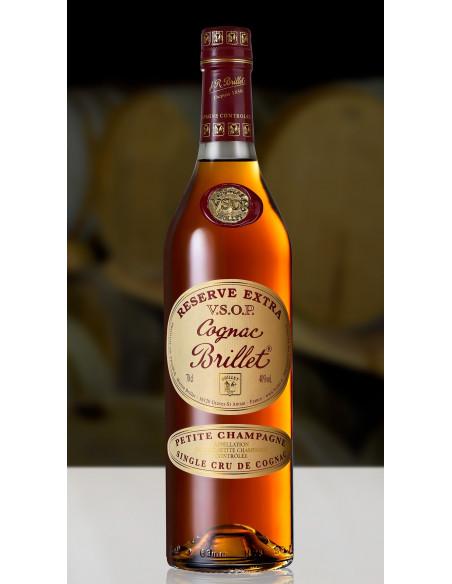 Brillet Réserve Extra Petite Champagne Cognac 04