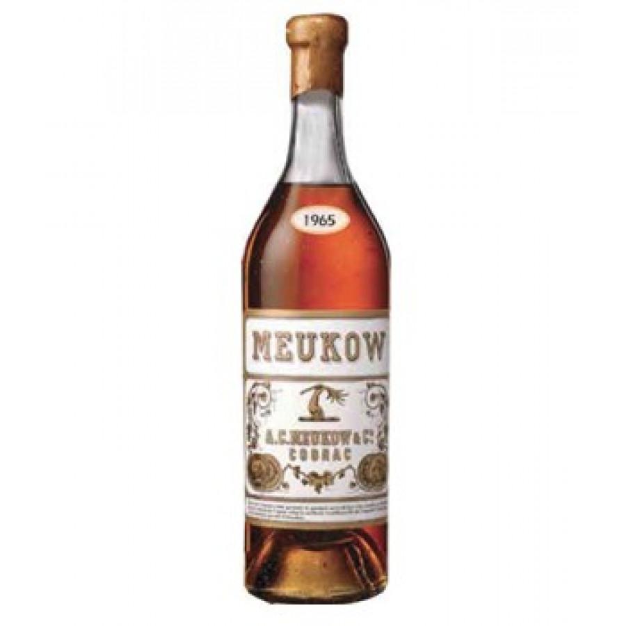 Meukow Vintage Grande Champagne 1965 Cognac 01