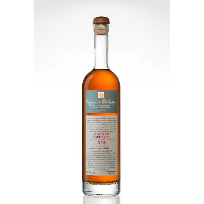 Grosperrin N°28 Borderies Cognac 01