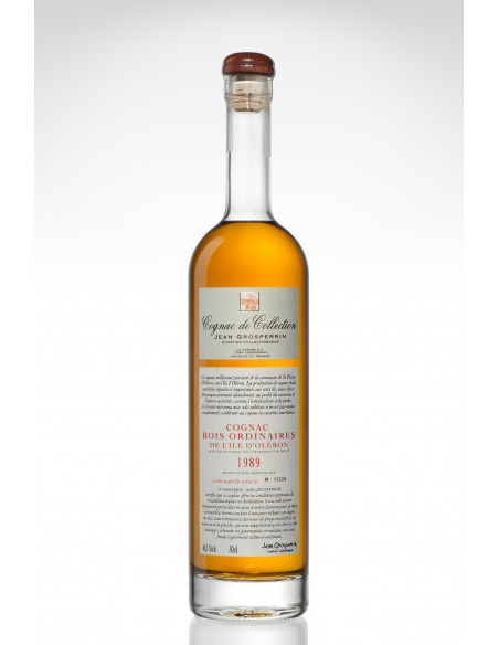 Grosperrin Millesime 1989 Bois Ordinaire Cognac 03